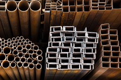 metal pipes, studs, and tubes for sale
